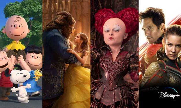 WHAT'S NEW (August 2020) – More movies, series, seasons, and original programming coming to #DisneyPlus