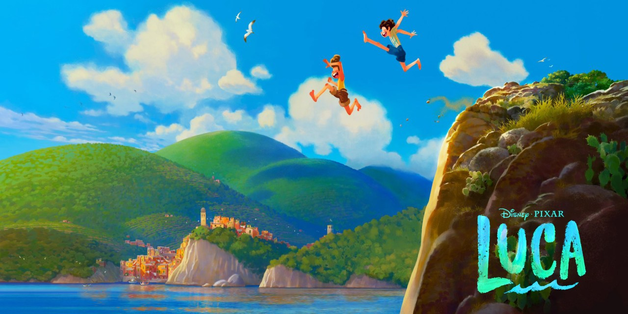 LUCA confirmed as upcoming Italian Riviera-based animated film from Disney-Pixar