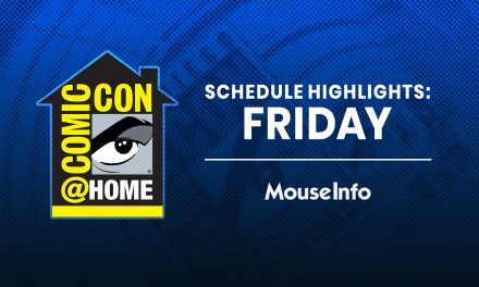 WATCH: Friday's MUST-SEE Comic-Con@Home 2020 panels — no ticket required! #SDCC #ComicConAtHome