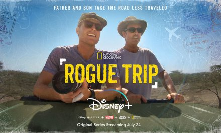 FIRST LOOK: Adventure series ROGUE TRIP takes viewers around the world #DisneyPlus