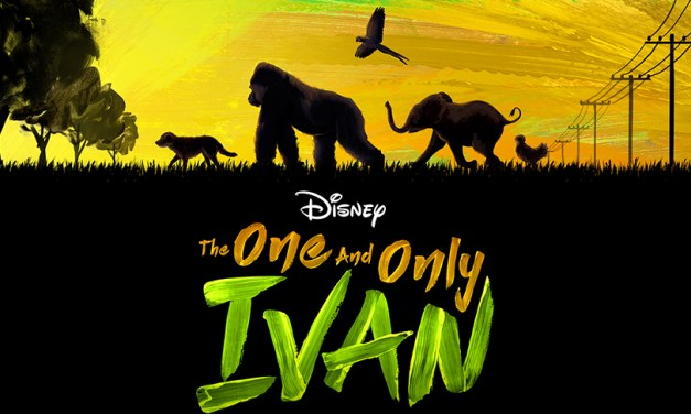 FIRST LOOK: Trailer, poster, images released for THE ONE AND ONLY IVAN coming to #DisneyPlus
