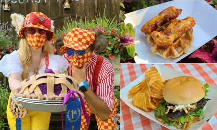 PICTORIAL: Enhanced TASTE OF KNOTT'S event brings tons of good eats, visual treats