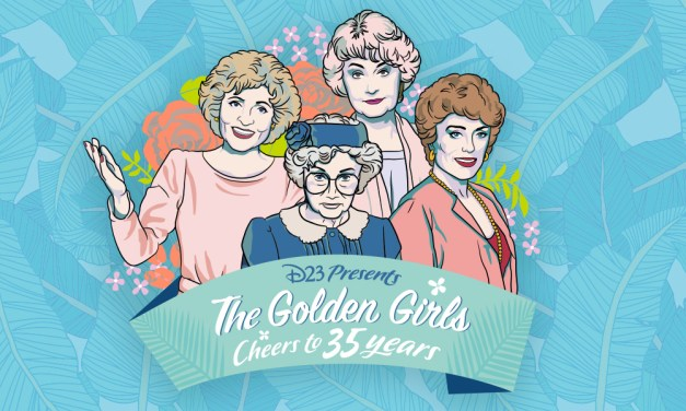 D23 EVENT: Category is… cheesecake for 'The Golden Girls: Cheers to 35 Years!' virtual event
