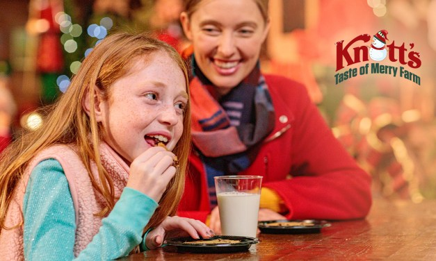 New KNOTT'S TASTE OF MERRY FARM will bring spirited seasonal delights