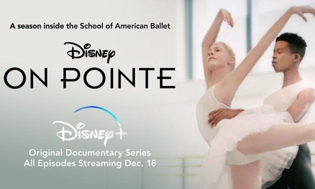 ON POINTE six-part docuseries coming Dec. 18 to #DisneyPlus