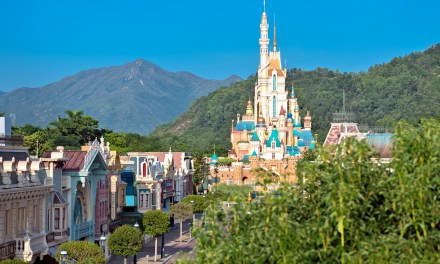 CLOSER LOOK: Hong Kong Disneyland officially unveils new Castle of Magical Dreams