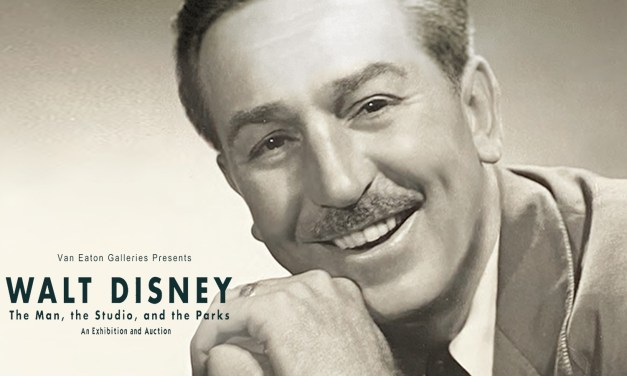 WALT DISNEY: THE MAN, THE STUDIO, AND THE PARKS exhibit and auction to offer rare and personal memorabilia, Disneyana