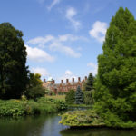 Pond in the Sandringham Park