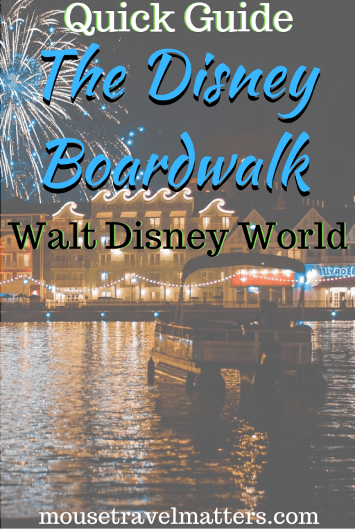 We absolutely LOVE the Disney Boardwalk. Complete with beaches, great restaurants and resorts meant for lounging, the Boardwalk is the best place to get away from the Disney crazy and feel like you're on vacation! See everything to DO, SEE and EAT!  #disneytips #disneyvacation #disneyboardwalk