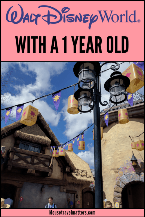 There is so much to do at Walt Disney World with a 1-year-old, but there is a little extra planning that needs to be taken into consideration before you leave for vacation. Take a look at our tips and suggestions for how to take a 1 year old to Walt Disney World.