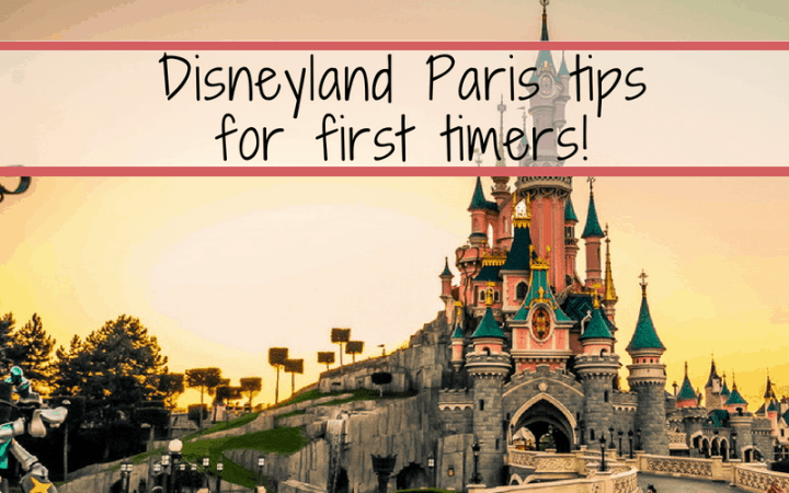 Disneyland Paris for First Timers; What is scarier than booking a vacation to the happiest place on earth - not knowing what you're doing. Check out these Tips for First Timers and get a real sense of what is to come.
