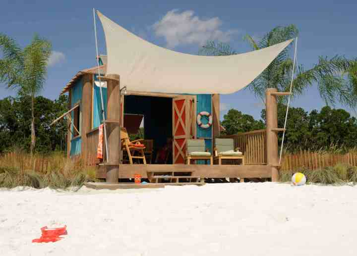 Castaway Cay guests will find a little piece of paradise all to themselves with 20 new private rental cabanas. With most located on the family beach and some on the adult-exclusive Serenity Bay Beach, each 325-square foot deluxe cabana is furnished with tables, cushioned chaise lounges, refrigerator, fresh water shower and more for the ultimate upscale beach experience. (Disney)