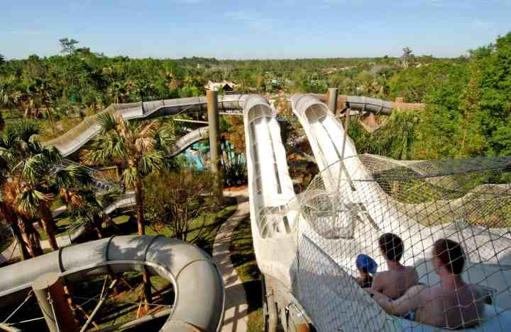 Everything you need to know about Disney's Typhoon Lagoon Waterpark. #waltdisneyworld #disney #disneyparks #disneyworld #disneytips #typhoonlagoon