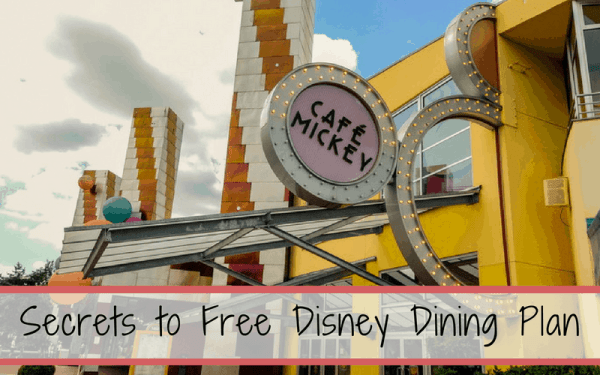 Will the Disney Dining Plan save you money at Disney World restaurants? Check out a few secrets about Disney Dining Plan before making your purchase. #disney #waltdisneyworld #disneylandparis