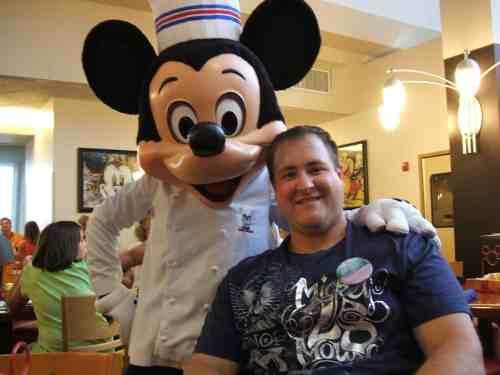 Chef Mickey's, Walt Disney World