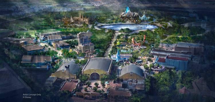 Transformative Multi-Year Expansion Announced for Disneyland Paris