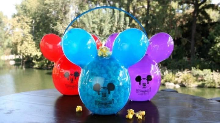 Mickey Popcorn Balloons.