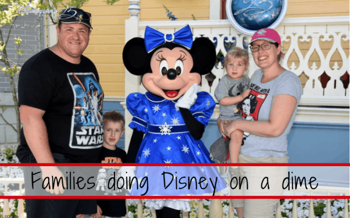 Disney on a Dime: Doing Disney Cheap #disney#savingfordisney #disneyonabudget
