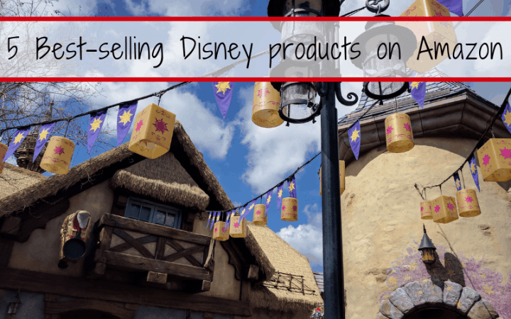 Best-selling Disney products for your Disney vacation