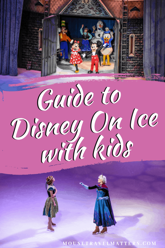 Tips for Disney On Ice with Kids. From what to wear to be most comfortable to how to keep the experience magical for your kids, these tips will help you make the most of your day! #disneyonice #disney #familytravel #disneylife