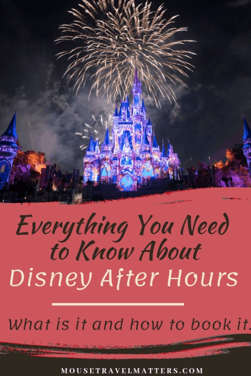 Is Disney's After Hours Worth the Money? It's expensive, but is it worth it to get access to popular attractions?
