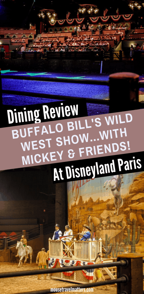Review; Buffalo Bill's Wild West Show...with Mickey & Friends!