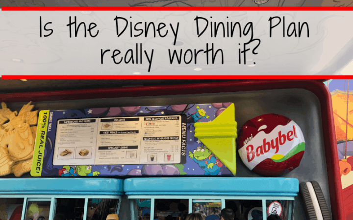 I've read several articles demonstrating the Disney Dining Plan never really saving money. This is how we made it work and you can too, with very little effort.