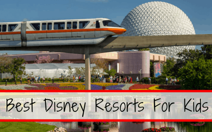 Best Disney Resorts For Kids Disney World With Kids - Top 6 Disney Resort Hotels for Families with Young Children! Staying at a Walt Disney World Resort is more than just a place to sleep. It's a destination in and of itself. That means it has a HUGE impact on a family's vacation experience. But how do you know which resort is the best for your family? Let us help you! Check out our reviews and recommendations so you can make the best decision for your family! | #DisneyTravelTips #TravelTips #FamilyTravelTips