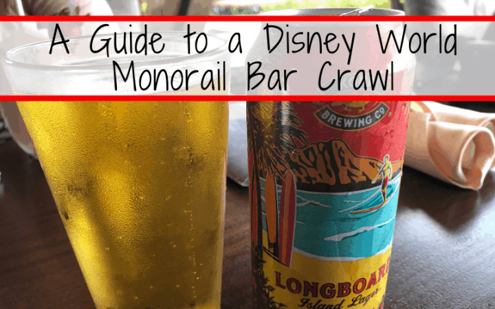 The Monorail Bar Crawl  #monorail #disneyworld #barcrawl #magickingdom  #thecontemporary #polynesian