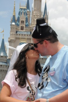 First day of our Honeymoon!