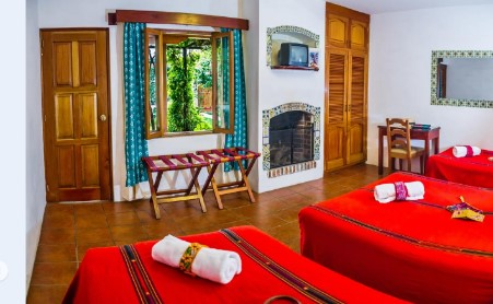 Recomendaciones Hoteles Antigua Guatemala Reseña
