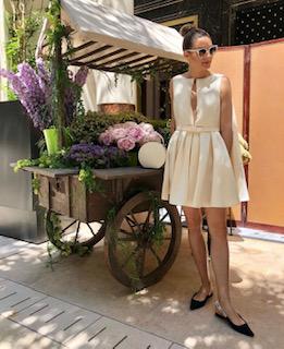 Olivia Palermo forma de vestir