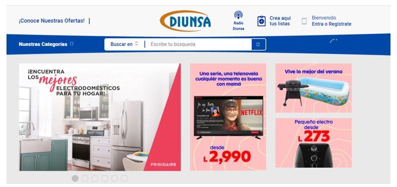 Compras por Internet Honduras