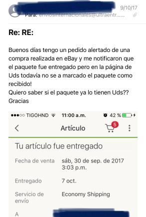 CASILLEROS DESDE HONDURAS COMPRAS EN LÍNEA ¿COMO USAR CASILLEROS DESDE HONDURAS?