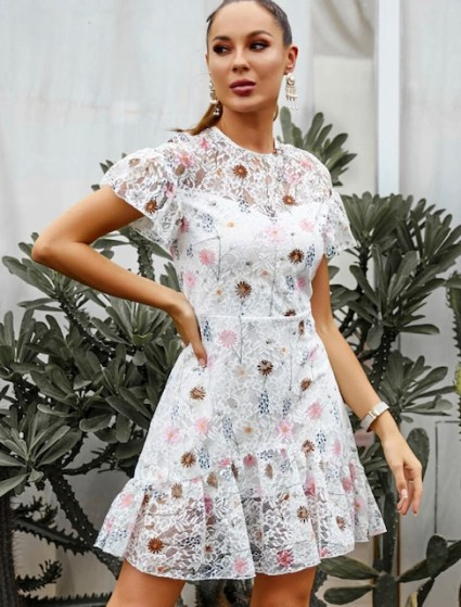 vestidos de moda 2021 tendencias 2021 moda moda verano 2021 mujer vestidos verano 2021