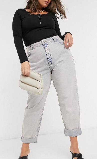 Jeans Flojos Que Son Tendencia Este 2021 Mousse Glow