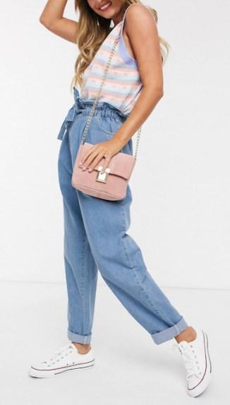 Jeans Flojos tendencia 2021
