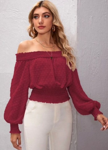 Tendencias Blusas escote 2021