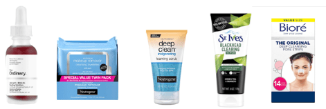 Los peores productos para la piel ¿Cuáles no comprar?
