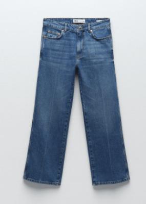 Jeans Zara populares vendidos