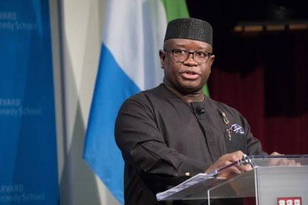 Head, Sierra Leone's Task Force on Covid-19 thanks LAUTECH