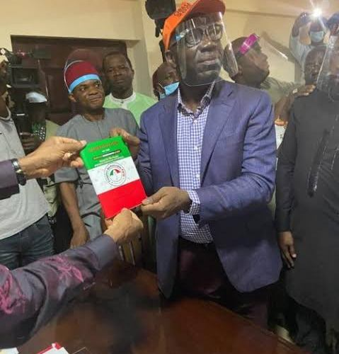 Court restrains Obaseki from participating in PDP primary