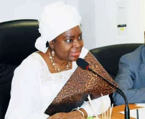 CoS felicitates Akinjide on her 61st birthday
