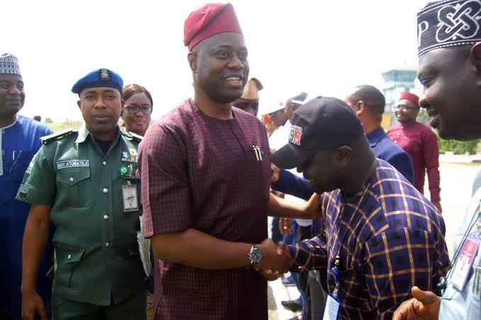 BREAkING: Makinde sacks works Commissioner Afonja, swaps two others