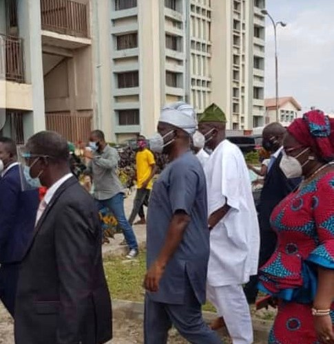 BREAKING: Makinde visits LAUTECH teaching hospital