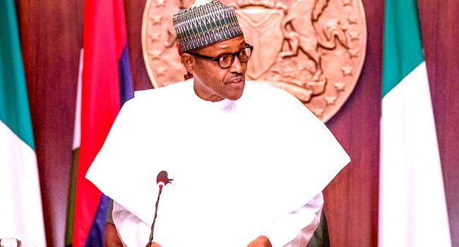 We enacted CAMA to help in fight against corruption — Buhari