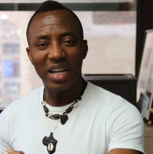 JUST IN: Nigerian Security Forces arrests Sowore, other activists