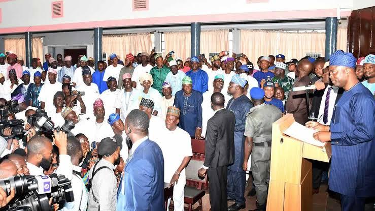 Merit communications selects 10 best Oyo caretaker chairmen for award