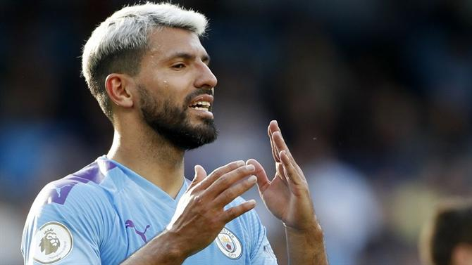 Aguero contracts COVID-19, goes into self-isolation.