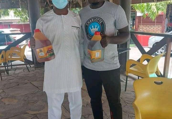 Ghanaian lawmaker Amoah sells palm oil as side hustle to make money